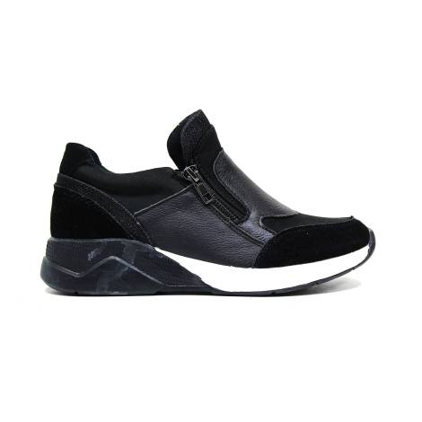 Lee Roy Sneakers Woman Color Black L382 BLACK