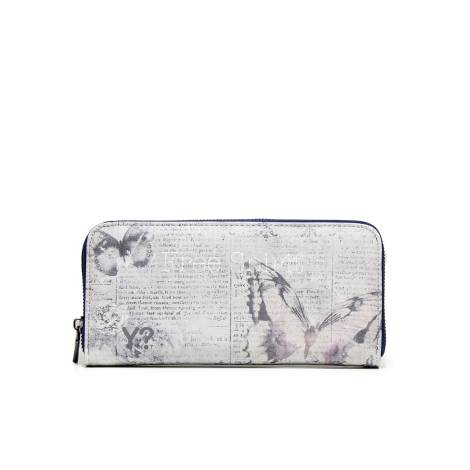 Y NOT? woman wallet ART. E42 CLFS