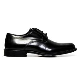 EXTON MAN LACES-UP SHOES 493 Black