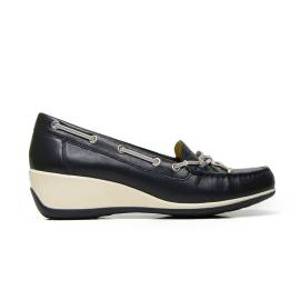 GEOX moccasin woman D621SA 00085 C4002 color navy