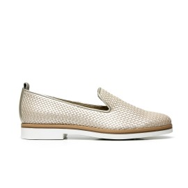 GEOX loafers woman D725AH 047NF C1008 ivory / off-white