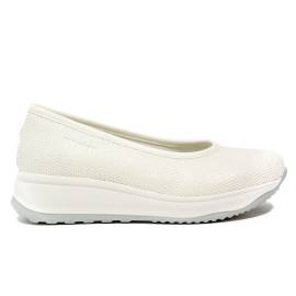 Agile by Rucoline ballat shoe with wedge and paillettes article 0136-83032 136 A DORA STAR