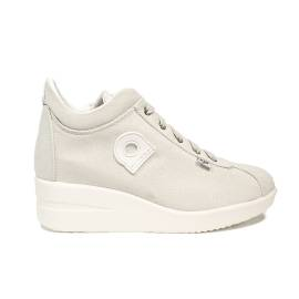 Agile by Rucoline sneaker with wedge ice color article 0226-83013 226 A VORTICE