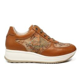 Alviero Martini 1 Classe sneaker for women in leather material and color article VTP1 M100