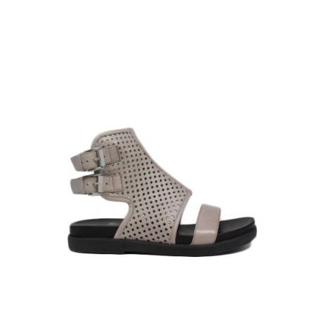Janet Sport wedge sandals with Buckle Gladiator