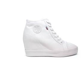 Tommy Hilfiger Sneaker with white inner wedge article FW0FW00963/100